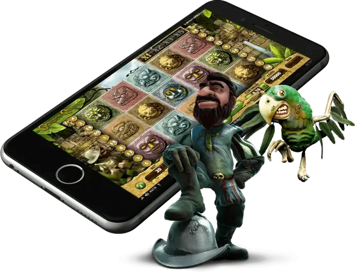 Casinospel i mobilen