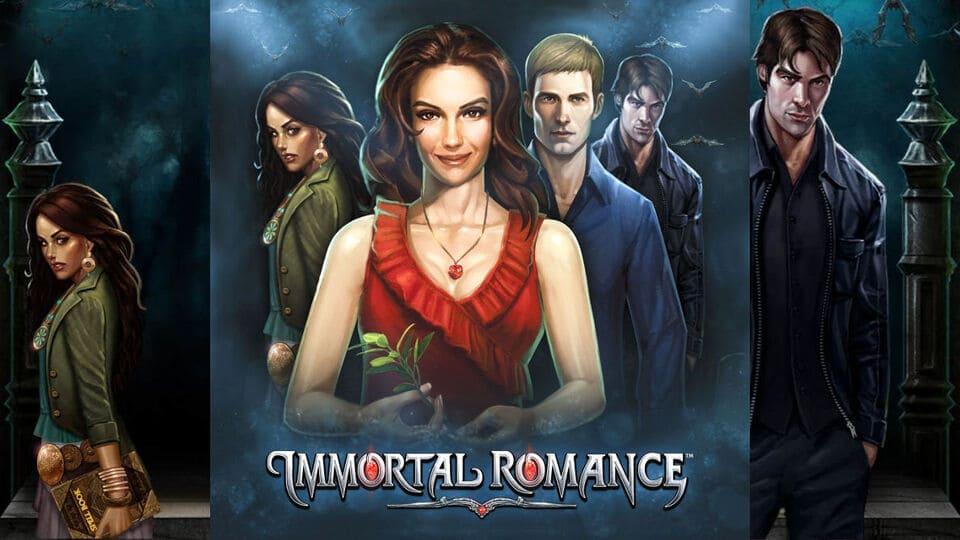 Immortal romance slot Microgaming
